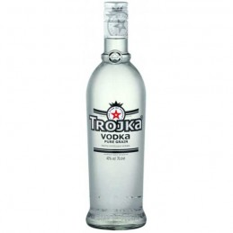 Trojka Vodka Pure Grain 40%...