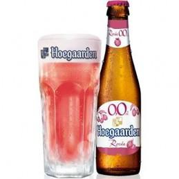 Hoegaarden rosée 0.0%...