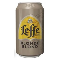 Leffe blonde (24 x 33cl en...