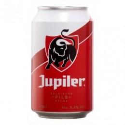 Jupiler pils 33cl Canette