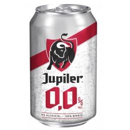 Jupiler 0.0% (24x33cl en...