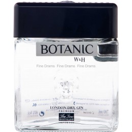 The Botanic London Dry Gin...