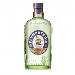 Plymouth Gin 41,2% vol 70 cl