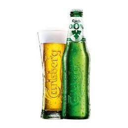 Carlsberg 0.0% (Casier de...