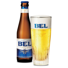 Bel pils (Casier de 24 x 25cl)