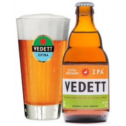 Vedett IPA (Casier 24 x 33cl)