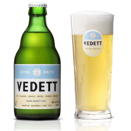 Vedett Extra White (Casier...