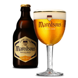 Maredsous 6° Blonde (Casier...