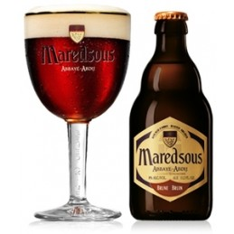 Maredsous 8° Brune (Casier...