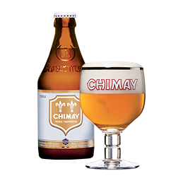 Chimay trappiste blanche...