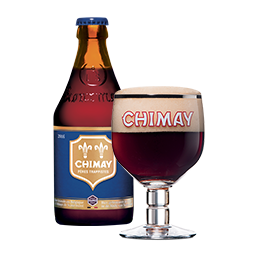 Chimay trappiste bleue 9° (Casier de 24 x 33cl)