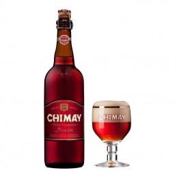 Chimay trappiste Rouge 7° (Casier de 12 x 75cl)
